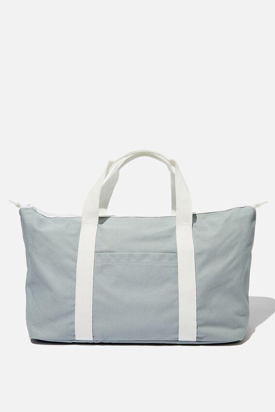 Body Duffle Bag, TEAL