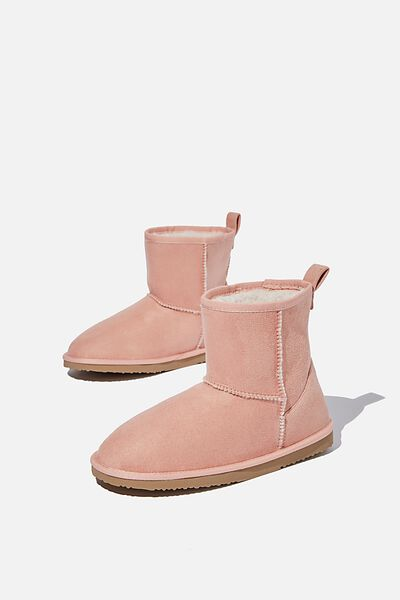 Body Home Boot, WASHED APRICOT