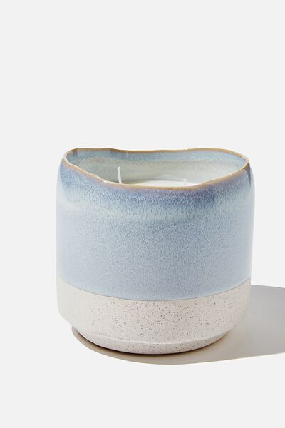 Serenity Candle, BABY BLUE