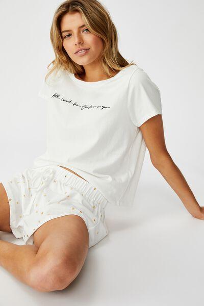 Jersey Bed T-Shirt, LCN GM MARIAH