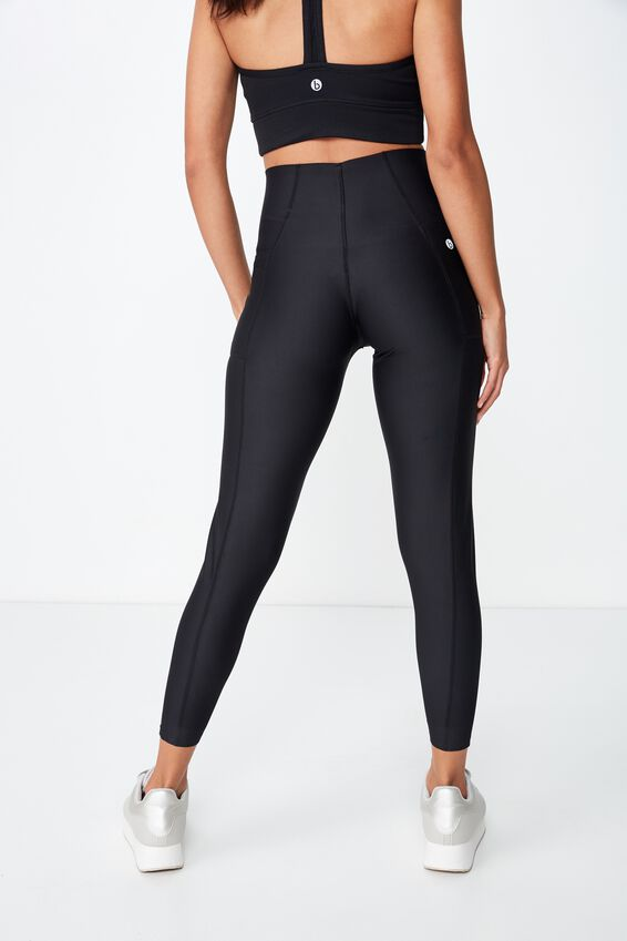 Bonded 7/8 Tight, BLACK