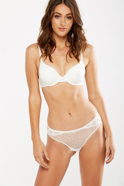 Lauren Brasiliano Brief, CREAM