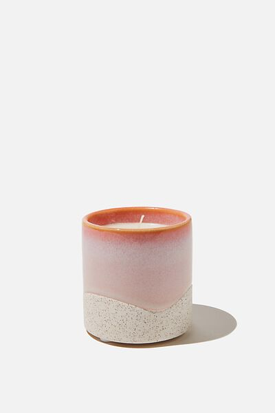Tranquilty Candle, STRAWBERRY MILKSHAKE