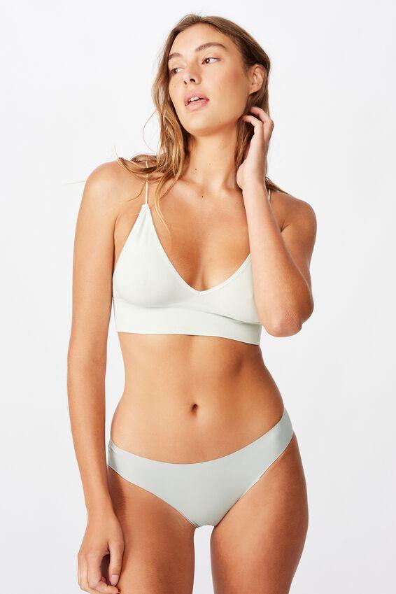Party Pants Seamless Bikini Brief, PEACH PARFAIT