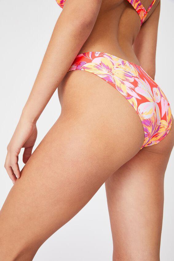 Full Bikini Bottom, HOT CORAL TROPICAL
