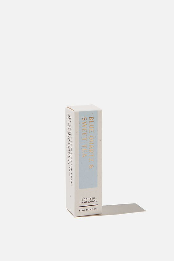 State Of Mind Rollerball Fragrance, BABY BLUE