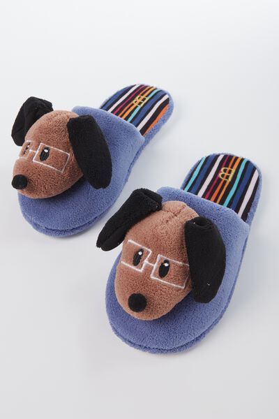 Novelty Slipper, DASCHUND