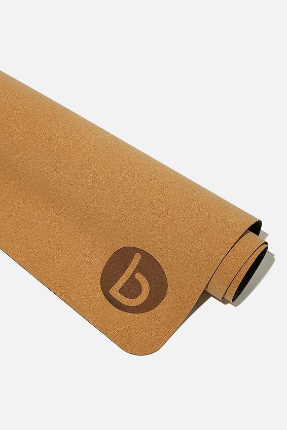 Refined Yoga Mat Personalised, CORK