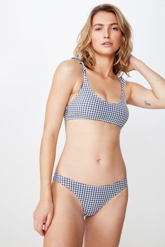 Classic Full Bikini Bottom, BERING SEA CHECK