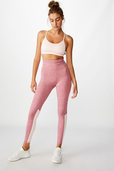 So Soft Tight, WASHED ROSE MARLE SPLICE