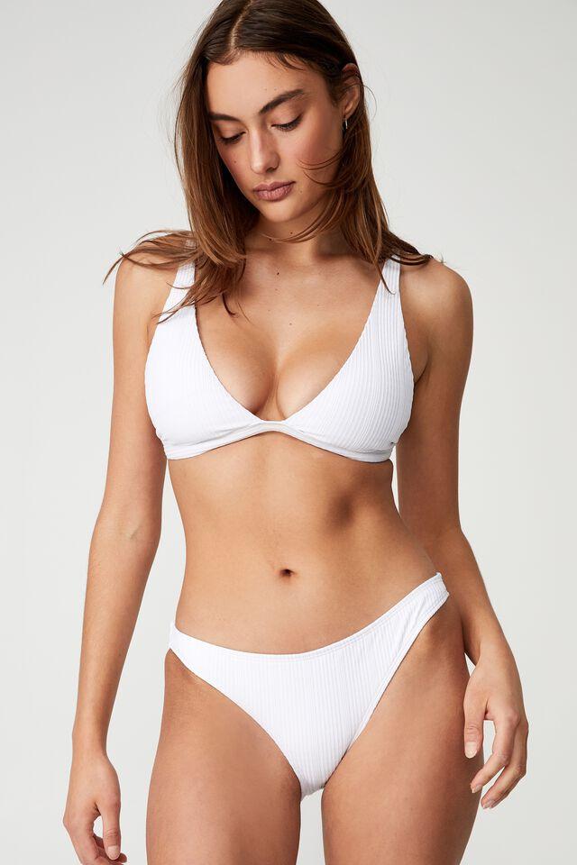 Full Bikini Bottom, WHITE POINTELLE