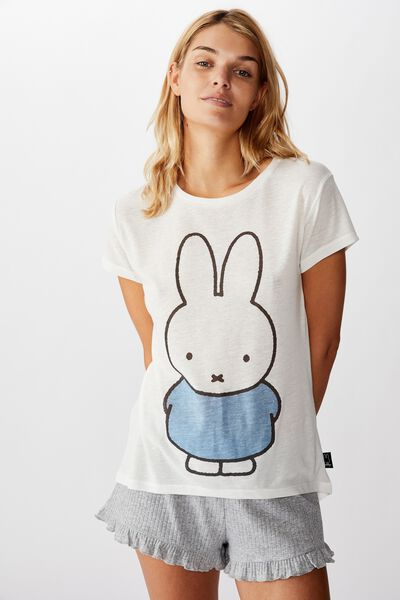 Dreamy Sleep T-Shirt, LCN MIFFY
