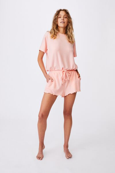 Super Soft Relaxed Short, FAIRY TALE MARLE