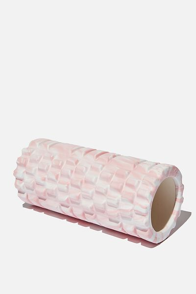 Foam Roller, BLUSH SWIRL