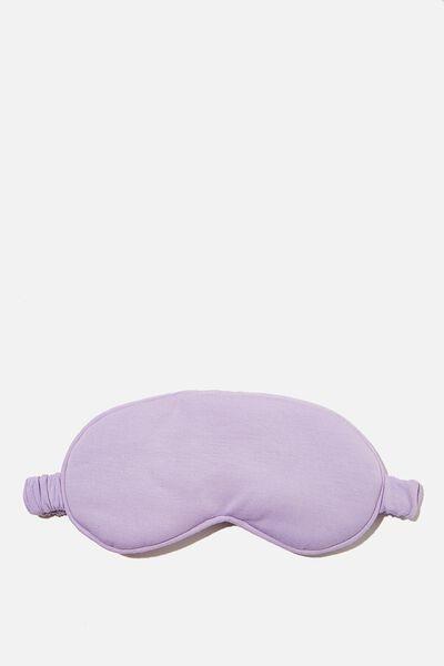 Sleep Eyemask, PASTEL LILAC