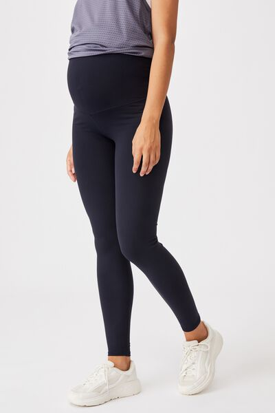 Maternity Core Tight Over Belly, CORE NAVY