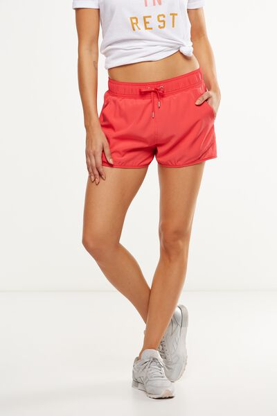 Run Mesh Short, FIRECRACKER
