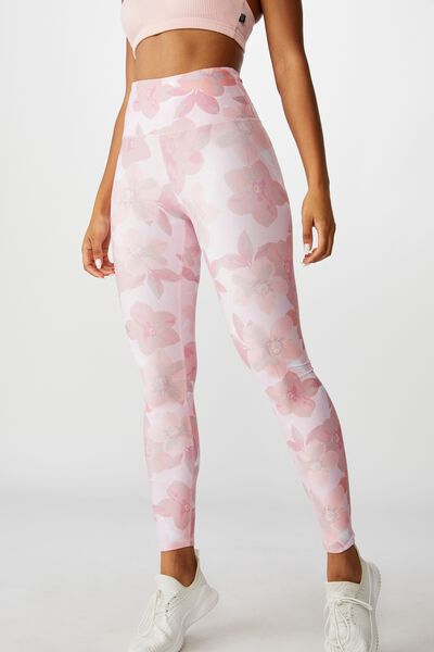 So Soft Tight, PINK LAYERED FLORAL