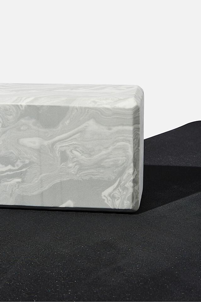 Yoga Block, DESERT SAGE SWIRL