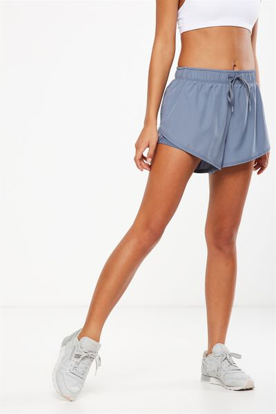 Move Jogger Short, TITANIUM