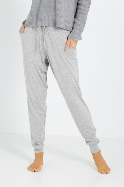 Sleep Recovery Pant, GREY MARLE