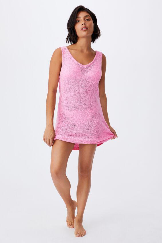 Summer Lounge Slip Dress, PRIMROSE