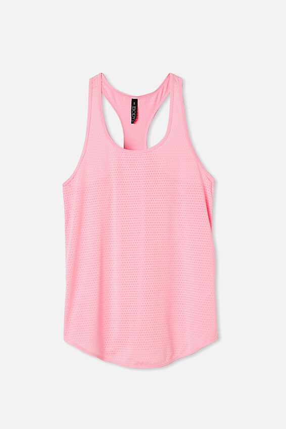 Training Tank Top, STRAWBERRY MILKSHAKE MARLE
