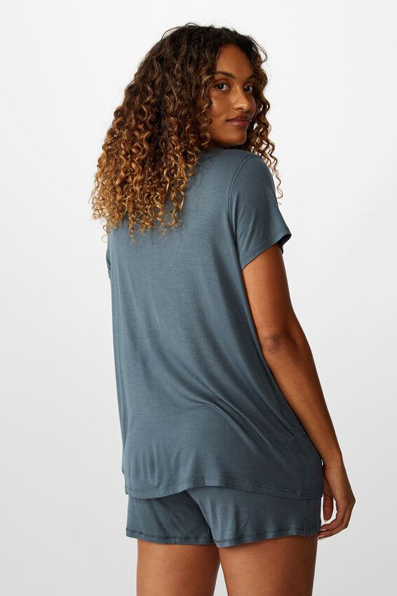 Sleep Recovery Maternity T Shirt, IRON