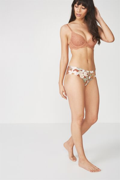 Love Story Brasiliano Brief, HAZEL MISTED BLOOM