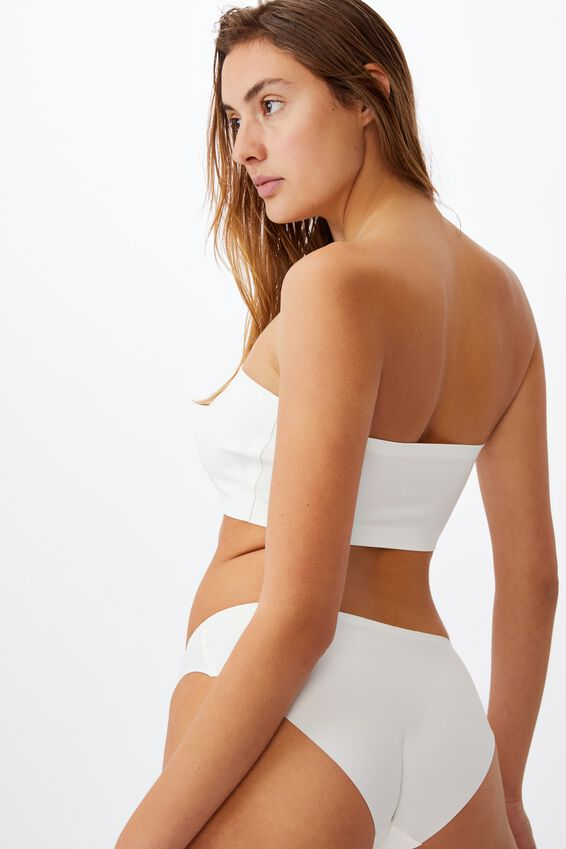 Everyday Bonded Bandeau, CREAM