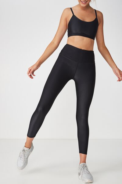 Ultra Core 7/8 Tight, SHIMMER BLACK