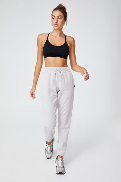 Lifestyle Gym Track Pant, DOVE GREY