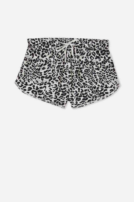 Move Jogger Short, WATER ANIMAL GREYS