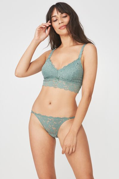 Hayley Boyleg Brief, FERN GREEN