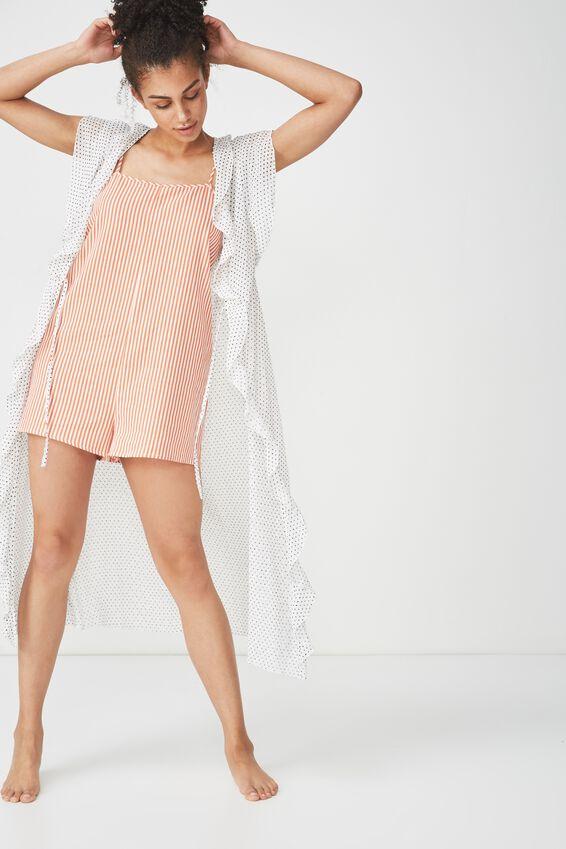 Ruffle Gown, LITTLE SPOT