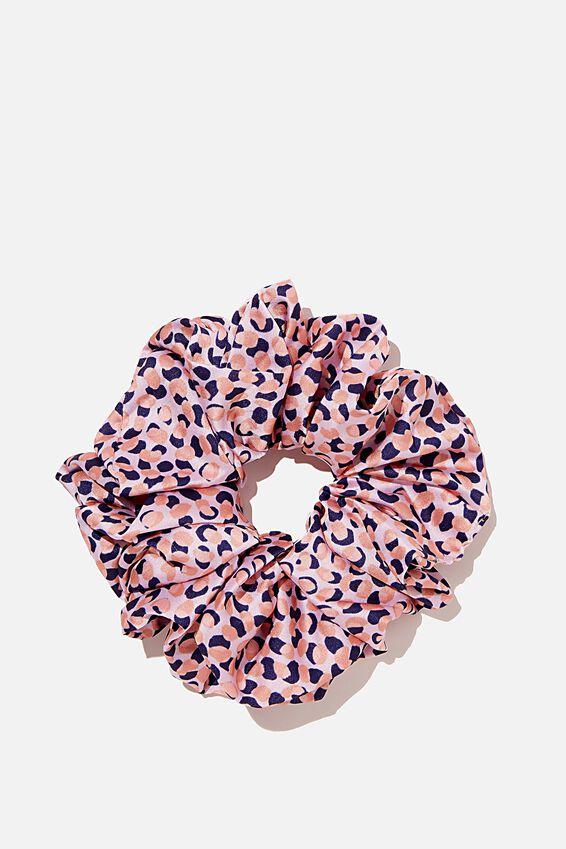Super Luxe Scrunchie, ROSE SPECK