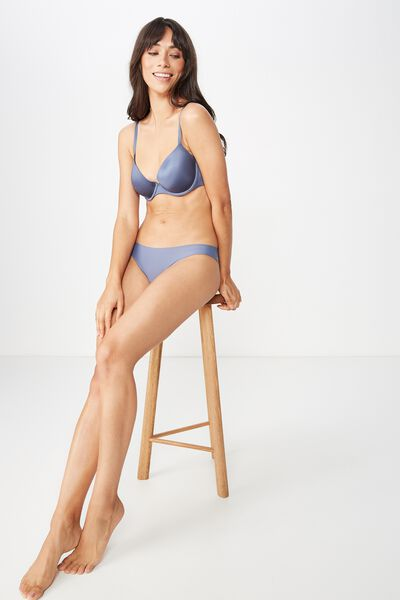 Ultimate Comfort T-Shirt Bra, AIRY BLUE