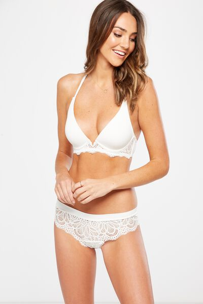 Phoebe Brasiliano Brief, CREAM