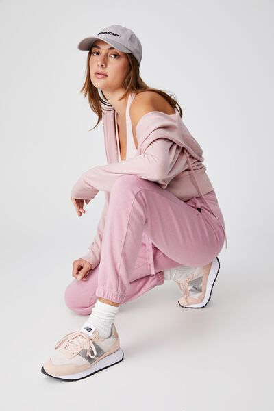 Lifestyle Gym Track Pant, ORCHID SMOKE