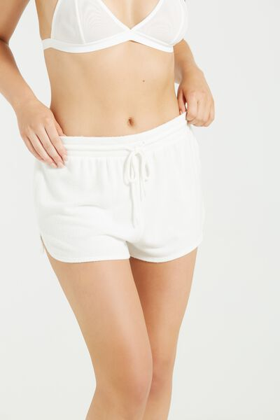 Super Soft Lounge Short, CREAM MARLE