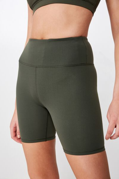 Active Core Bike Short, KHAKI