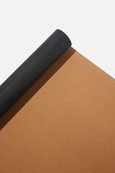 Refined Yoga Mat, CORK