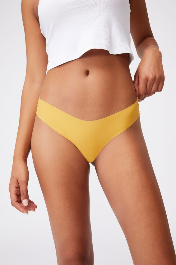 The Invisible G String Brief, FALL LEAF
