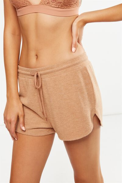 Supersoft Lounge Short, MAPLE MARLE
