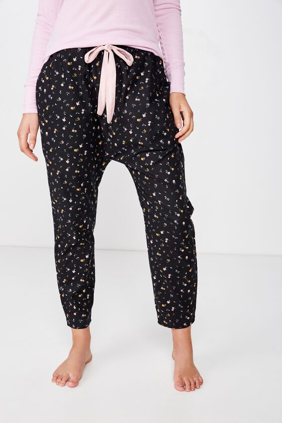 Woven Drop Crotch Pant by Cotton On