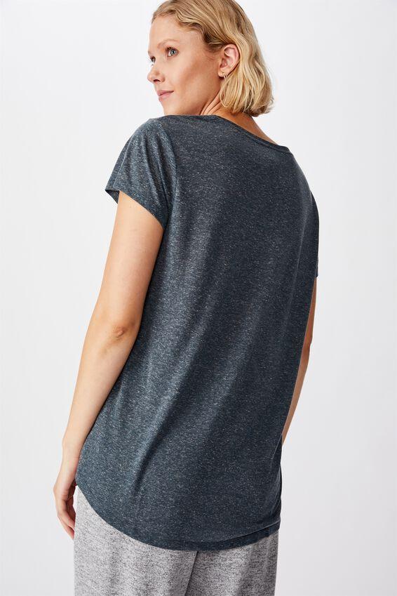 Dreamy Sleep T-Shirt, NOT TODAY/IRON