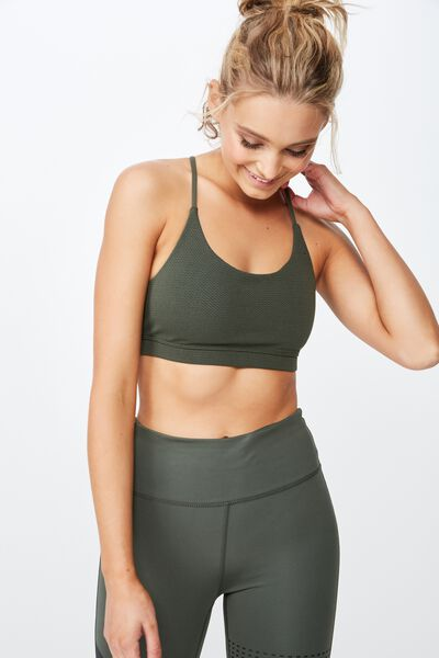 326969b6957b1 Essential Strappy Sports Crop