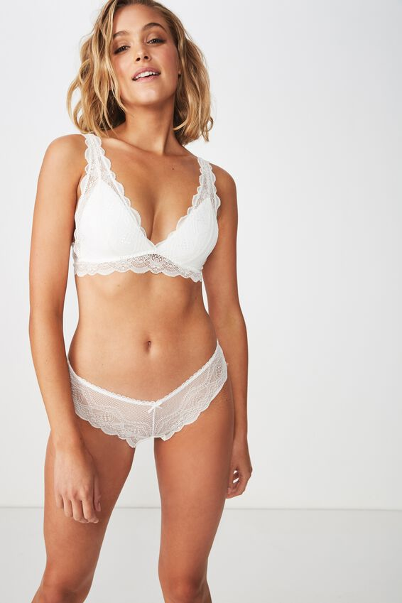 Cindy Brasiliano Brief, CREAM