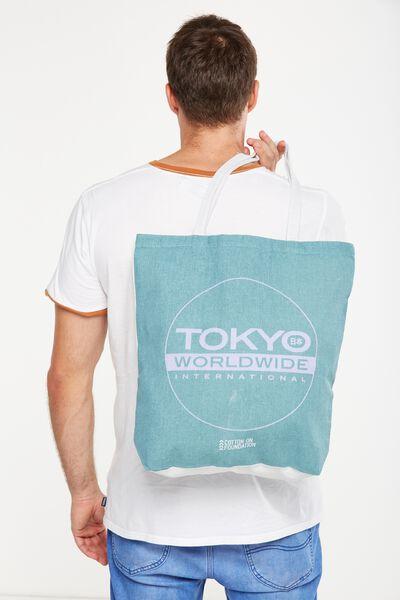 Cotton On Foundation Tote, TOKYO WORLDWIDE