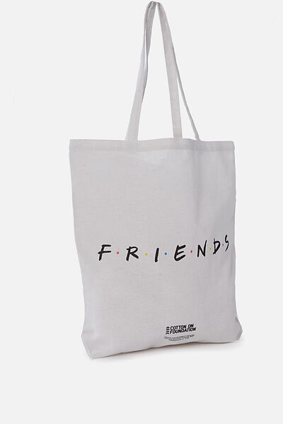 Cotton On Foundation Tote, FRIENDS TOTE